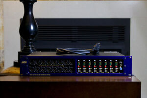 XTA DS800 Active Mic/Line Distribution System