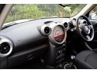 2012 MINI Countryman 2.0 Cooper S D 5dr Diesel white Manual