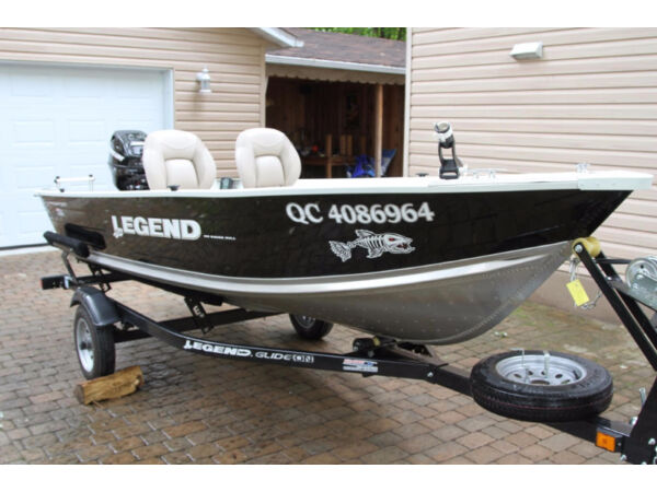 Used 2013 Legend Boats 14 ProSport TL