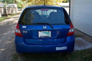 2007 Honda Fit LX Hatchback