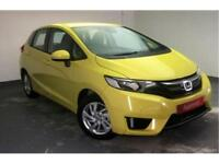 2017 Honda Jazz 1.3 i-VTEC SE Petrol yellow Manual