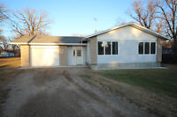 Very well kept home in ST Claude,MB