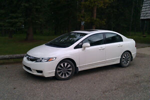 2010 Honda EX-L TOP MODEL Sedan - Manual Great Price!