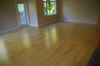 Professional Hardwood Sanding Refinishing @ 2.25