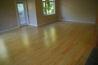 Professional Hardwood Sanding Refinishing @ 2.50