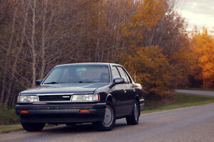 Mazda 929 Rare options - Partial Trades considered
