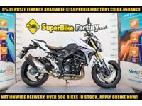 2015 65 SUZUKI GSR750 750CC 0% DEPOSIT FINANCE AVAILABLE