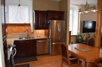 Newly renovated 2 bedroom condo in Almonte