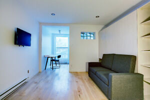 Mcgill Ghetto Studio For September All Included And Furnished