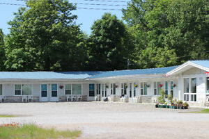 Renovated Motel For Sale in North Bay, ON