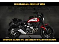 2016 16 DUCATI SCRAMBLER ICON 803CC 0% DEPOSIT FINANCE AVAILABLE