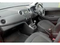 2018 Hyundai i10 1.0 SE Petrol red Manual
