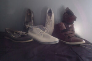 Men's Shoes - ALDO Shoes - Three Pairs for 40$ - Size 11