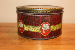 Vintage Dill's Best Tobacco Tin London Ontario image 3
