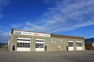 Building & Huge Lot - Hwy 97 Frontage Kelowna