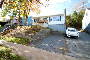 North End Halifax - 3 Bedroom above ground, outdoor space