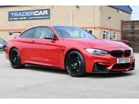 2017 17 BMW 4 SERIES 3.0 M4 COMPETITION PACKAGE 2D AUTO 444 BHP