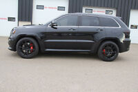 2012 JEEP GRAND CHEROKEE SRT8 !!! 470HP! 0-60 MPH IN 5.1 SECONDS