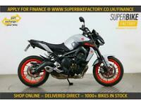 2019 09 YAMAHA MT-09 ABS - PART EX YOUR BIKE