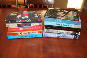 11 Chapter Books
