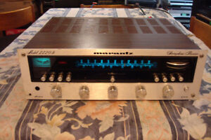 Marantz Récepteur 2220B Receiver - Great vintage sound