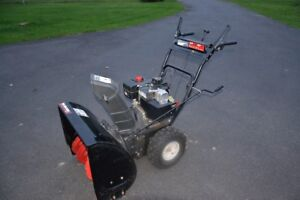 Yard Machines 8 horsepower 26 inch Snowblower