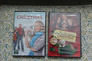 FAMILY / KIDS CHRISTMAS DVD'S ( some brand new !!! )