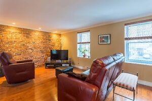 Nice 51/2 downtown village, BERRI, Parking available now