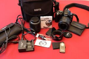 Camera NikonD60
