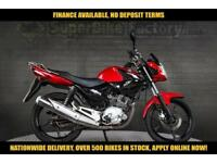 2015 15 YAMAHA YBR 125 74 BHP 125CC 0% DEPOSIT FINANCE AVAILABLE