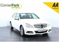 2012 MERCEDES C-CLASS C220 CDI BLUEEFFICIENCY EXECUTIVE SE SALOON DIESEL