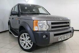 2007 56 LAND ROVER DISCOVERY 2.7 3 TDV6 XS 5DR AUTO 188 BHP DIESEL