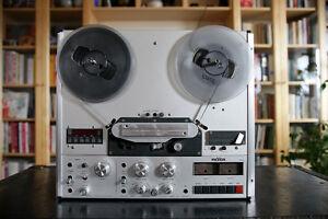 Revox PR99 One Track Reel to Reel recorder.