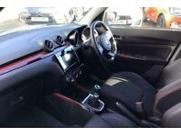 2021 Suzuki Swift 1.4 Boosterjet 48V Hybrid Sport 5dr Manual Hatchback Petrol Ma