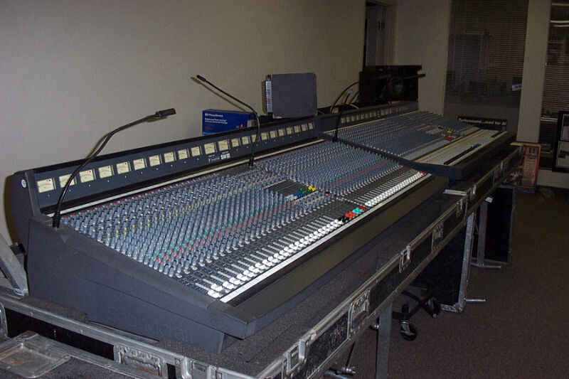 soundcraft sm20 monitor console pro audio recording equip mississauga peel region kijiji. Black Bedroom Furniture Sets. Home Design Ideas