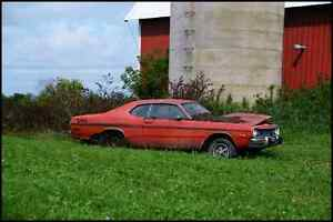 Looking for duster project car