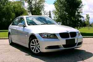 Safetied BMW 325 XI AWD