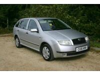 Skoda Fabia ESTATE 1.4 done 76656 Miles with FULL SERVICE HISTORY and NEW MOT