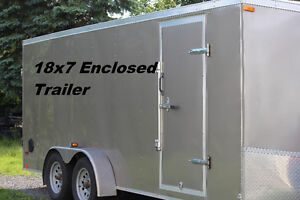 *updated* 18' trailer returning to NS Nov from west coast NFLD