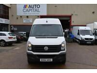VOLKSWAGEN CRAFTER CR35 TDI 2.0 5D 135 BHP REAR WD HIGH ROOF LON