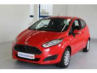 2014 FORD FIESTA 1.25 Style 3dr