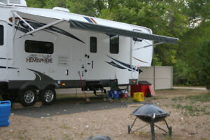 Pike Lake RV site for rent (full hook up)