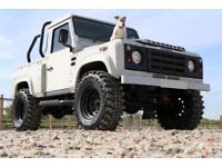 2002 Land Rover Defender DEFENDER 90 TD5 Seeker heritage Wide arch edition Ov...