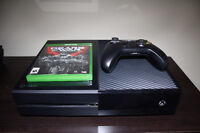 Like New Xbox One with Gears of War Ultimate Edition