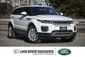 2017 Land Rover Range Rover Evoque SE *Certified Pre-Owned Warra