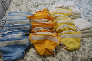 Couches lavables Bumgenius 3.0 / Bumgenious 3.0 cloth diapers