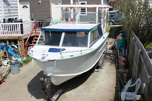 cabin cruiser for sale