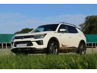 2019 Ssangyong Korando Brand New 1.6 D Pioneer 4x4 Auto Two Ton towing capabili