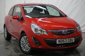 2013 Vauxhall Corsa ENERGY Petrol red Manual