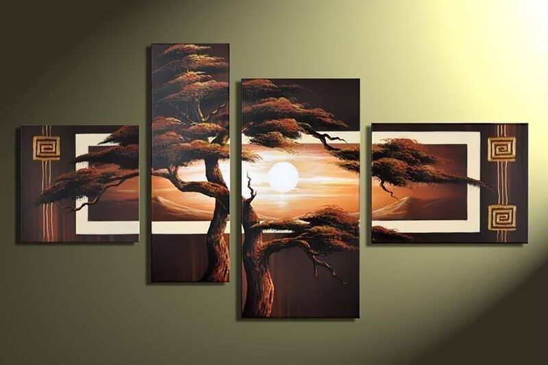How to Decorate the Home With Abstract Art